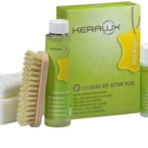 KERALUX CLEANING SET ACTIV PLIUS 250 ml + CARE LOTION P 100 ml