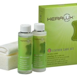 KERALUX LEATHER CARE SET S 2 x 200ml