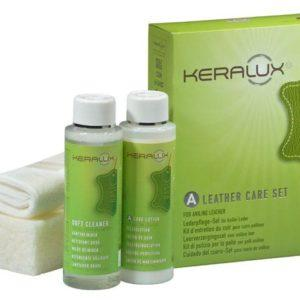 KERALUX LEATHER CARE SET A 2 x 200 ml