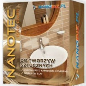 NANOTEC STAY-CLEAN DO PLEXI, AKRYLU, TWORZYW